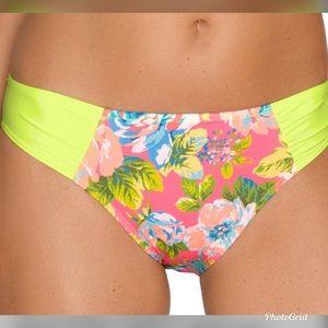 NWT Floral Bikini Bottom